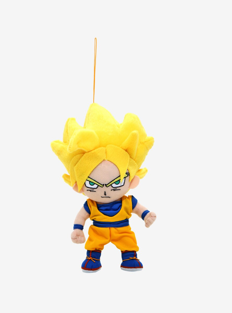 Dragon Ball Z Super Saiyan Goku 11 Inch Plush