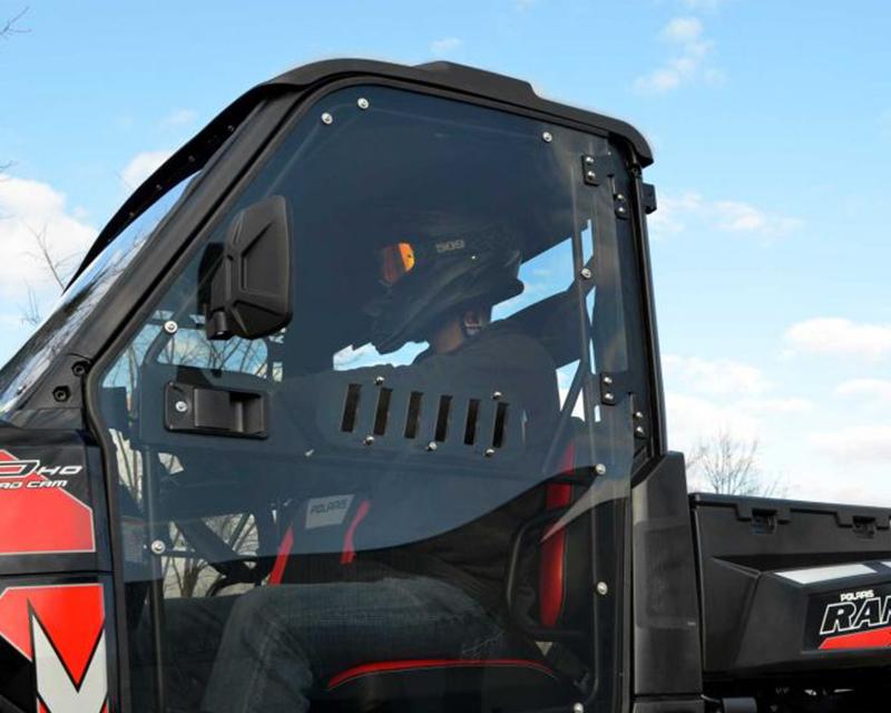 SuperATV DOOR-P-RAN900-002-72 2 Vented Full Doors Polaris Ranger Fullsize 570 2015
