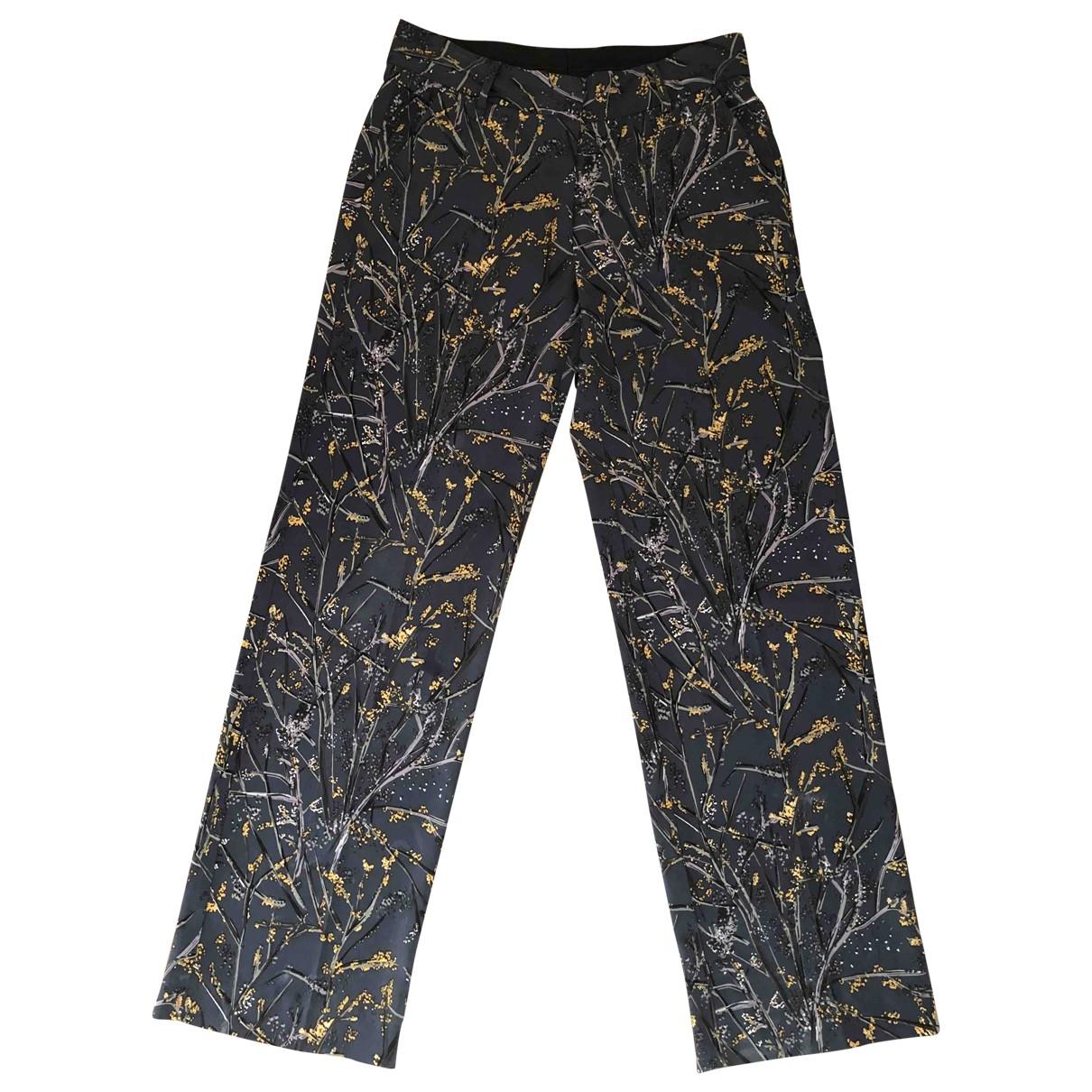 Julie Fagerholt Heartmade \N Blue Trousers for Women 38 FR