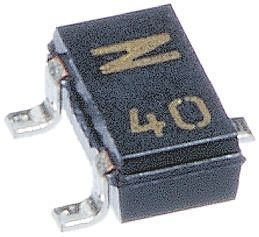 ROHM 80V 300mA, Dual Silicon Junction Diode, 3-Pin SOT-323 DAP202UT106 (25)