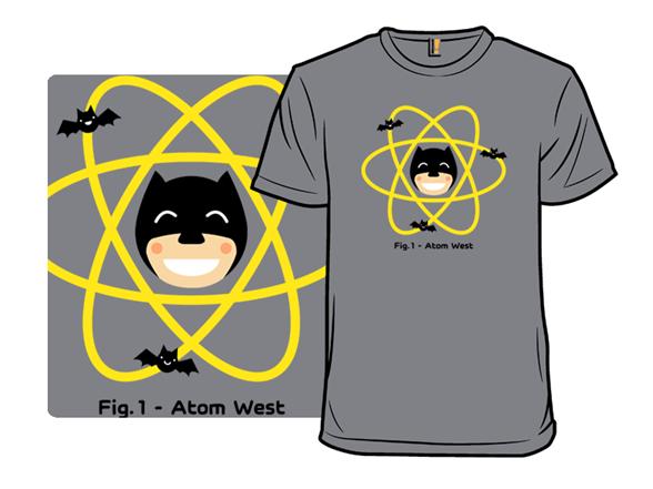 Introducing Atom West T Shirt