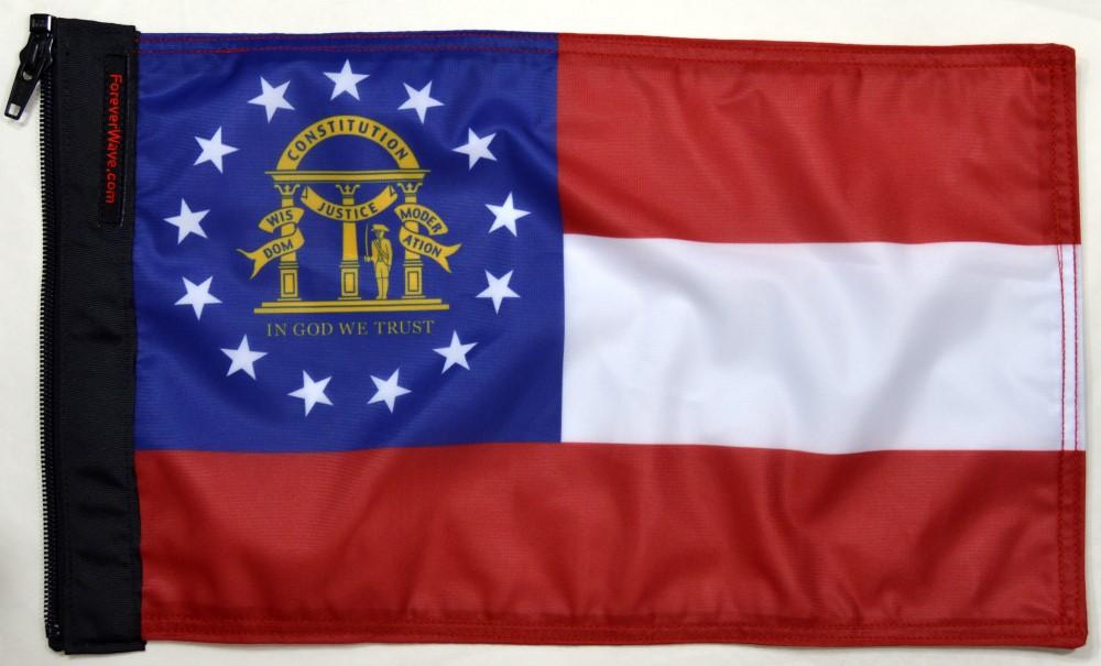 Forever Wave 5171 State Flag Georgia