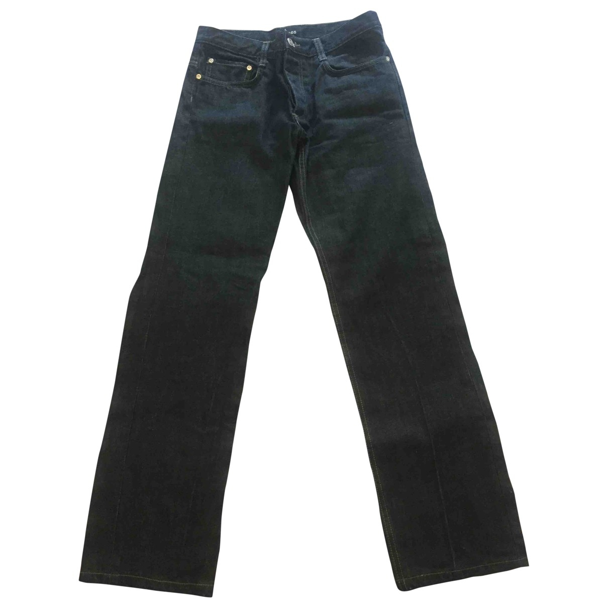Marc By Marc Jacobs \N Blue Cotton Jeans for Men 32 US