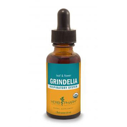 Grindelia Extract 4 Oz by Herb Pharm