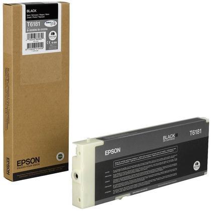 Epson T618100 Original Black Ink Cartridge