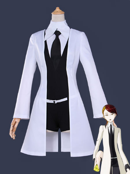 Milanoo Land Of The Lustrous Rutile Halloween Cosplay Costume