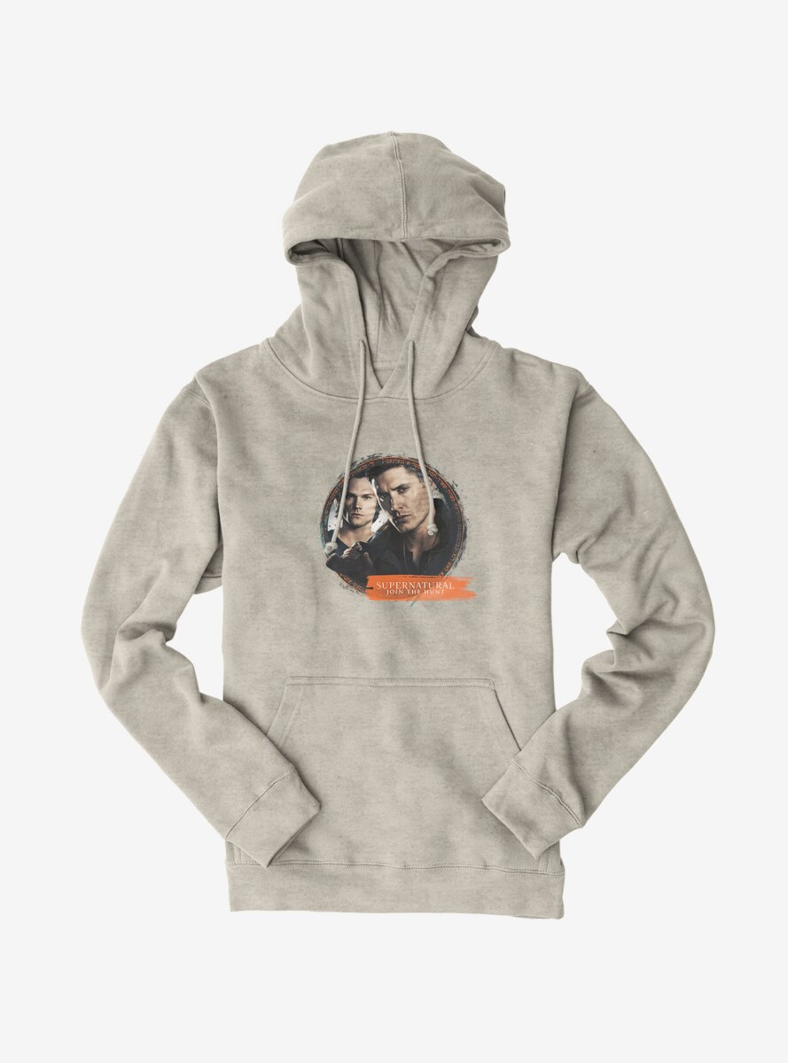 Supernatural Join The Hunt Hoodie