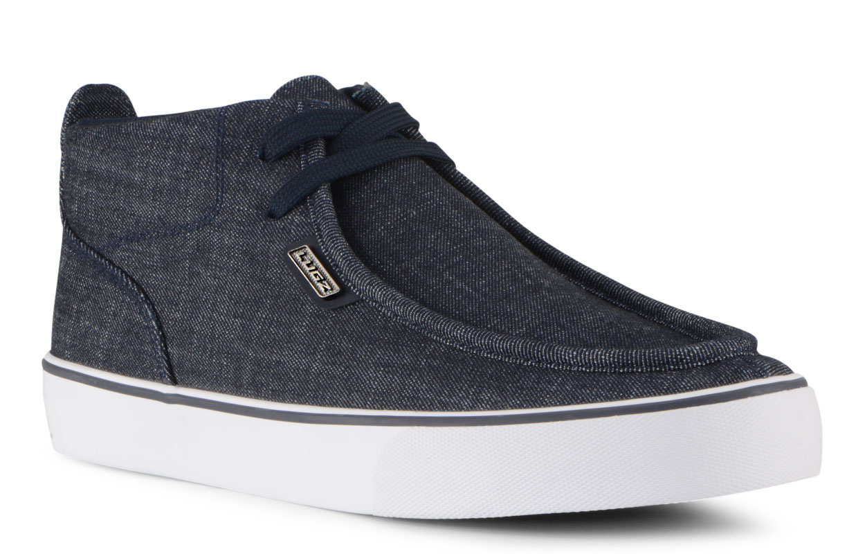 Men's Strider 2 Chukka Sneaker (Choose Your Color: NAVY/WHITE DENIM, Choose Your Size: 7.5)