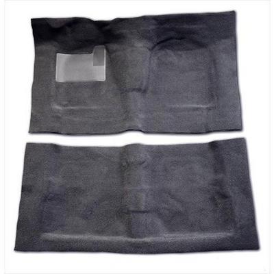 Nifty Pro-Line Lower Door Panel Carpet (Charcoal) - 123013