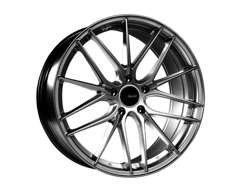 Advanti Racing Catalan Wheel 20x10 5x114.3 35 SLMEXX Hyper Silver