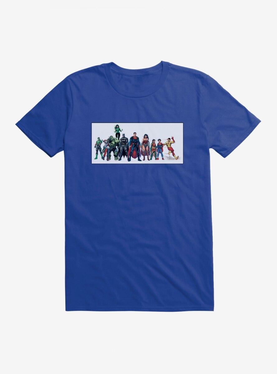 DC Comics Birds Of Prey The League T-Shirt