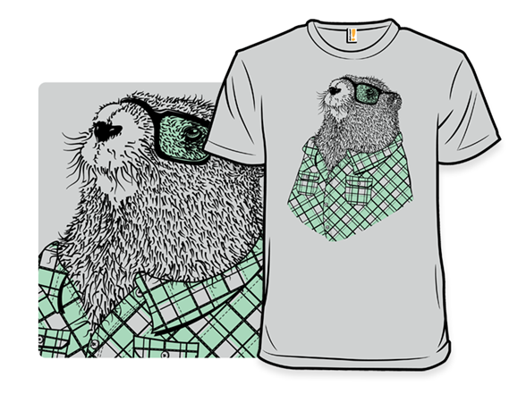 Meet The Woodchuck Remix T Shirt