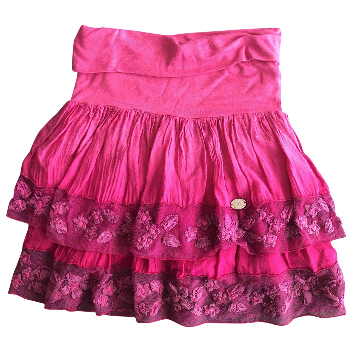 Byblos \N Pink skirt for Kids 8 years - up to 128cm FR