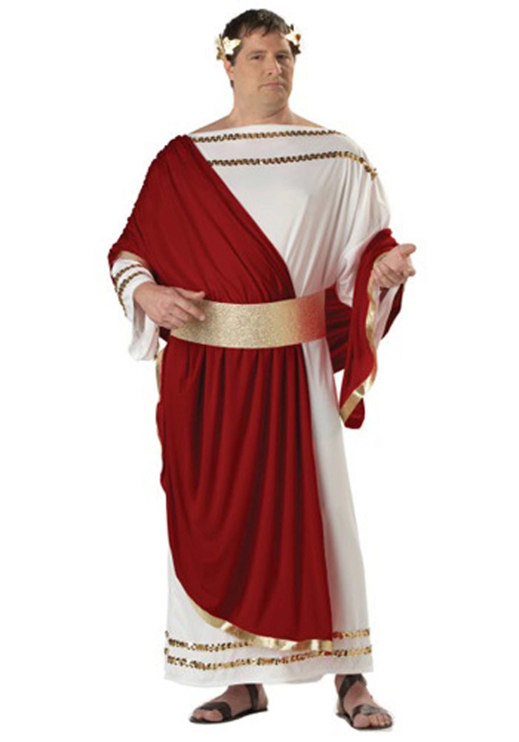 Caesar Plus Size Costume