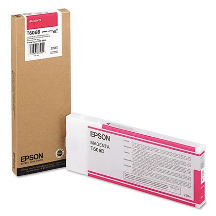 Epson T606B00 Original Magenta Ink Cartridge