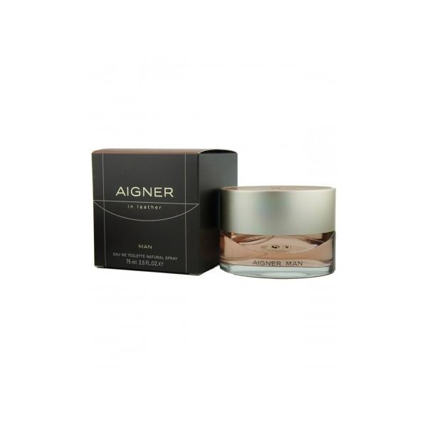 Etienne Aigner - Aigner In Leather : Eau de Toilette Spray 2.5 Oz / 75 ml
