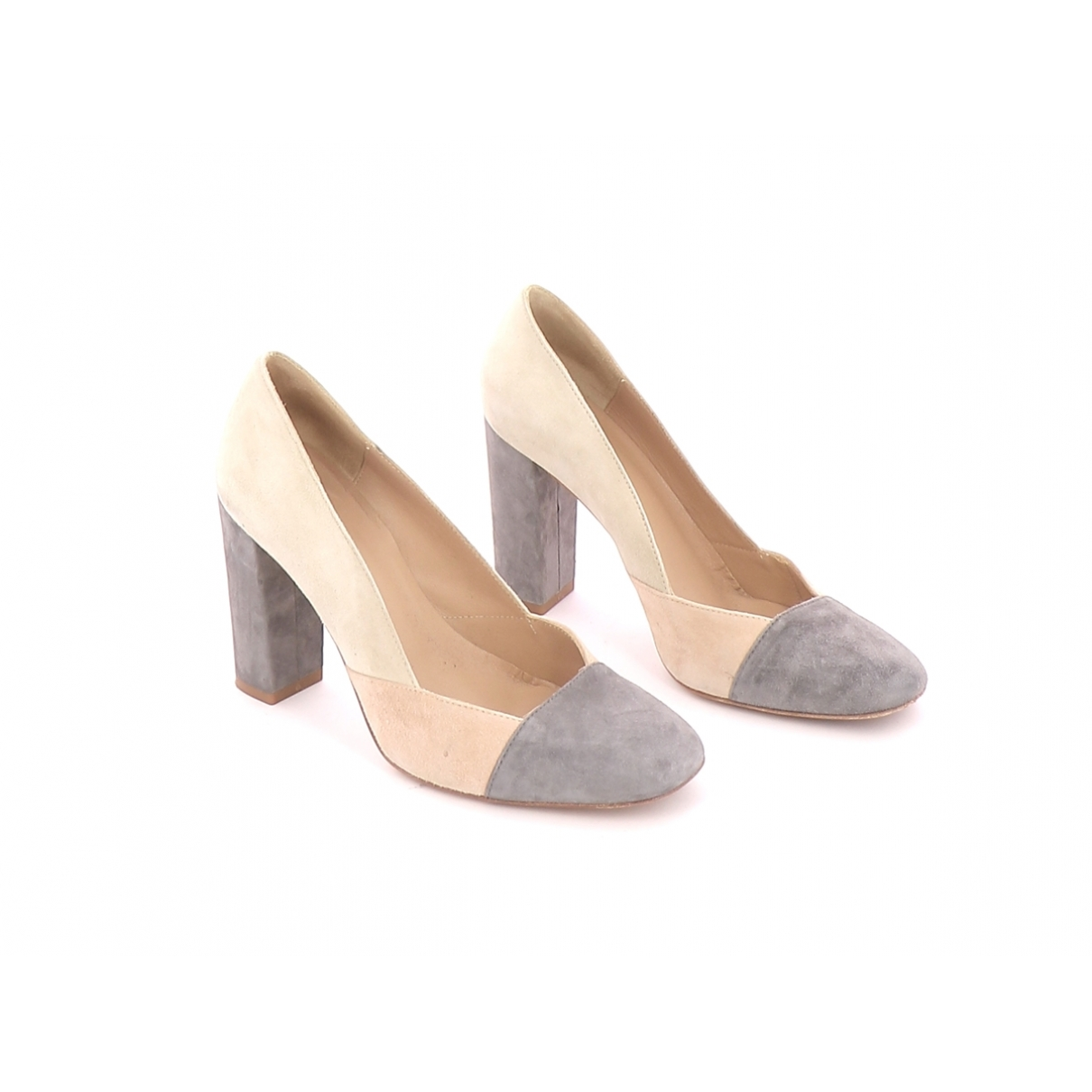 Balzac Paris \N Multicolour Leather Heels for Women 39 EU