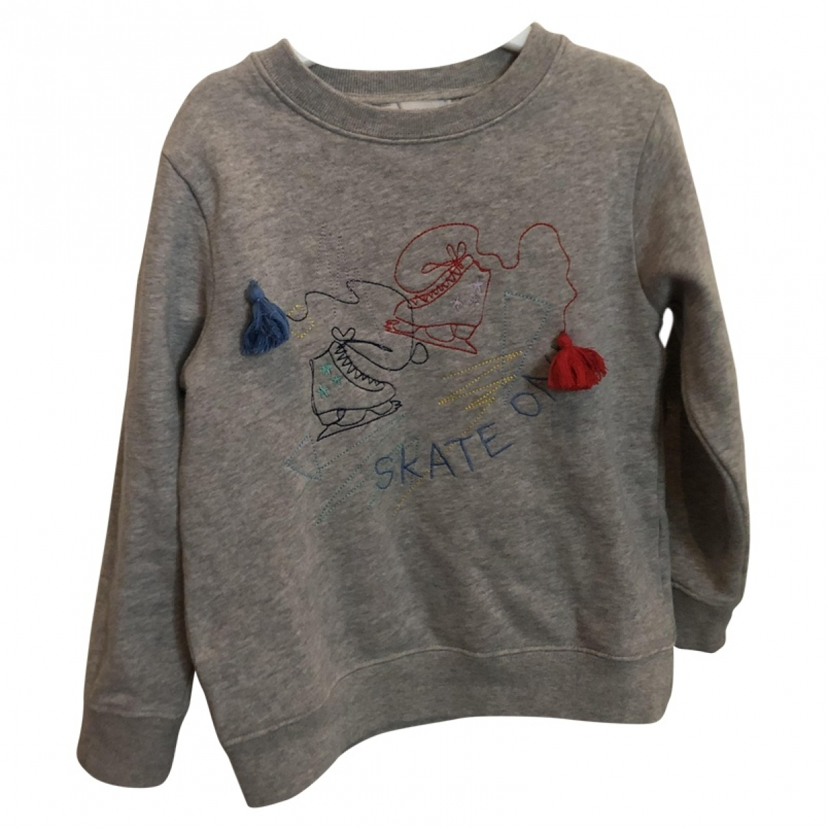 Stella Mccartney Kids \N Grey Cotton  top for Kids 5 years - up to 108cm FR