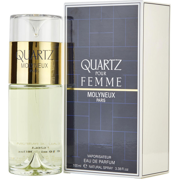 Molyneux - Quartz : Eau de Parfum Spray 3.4 Oz / 100 ml