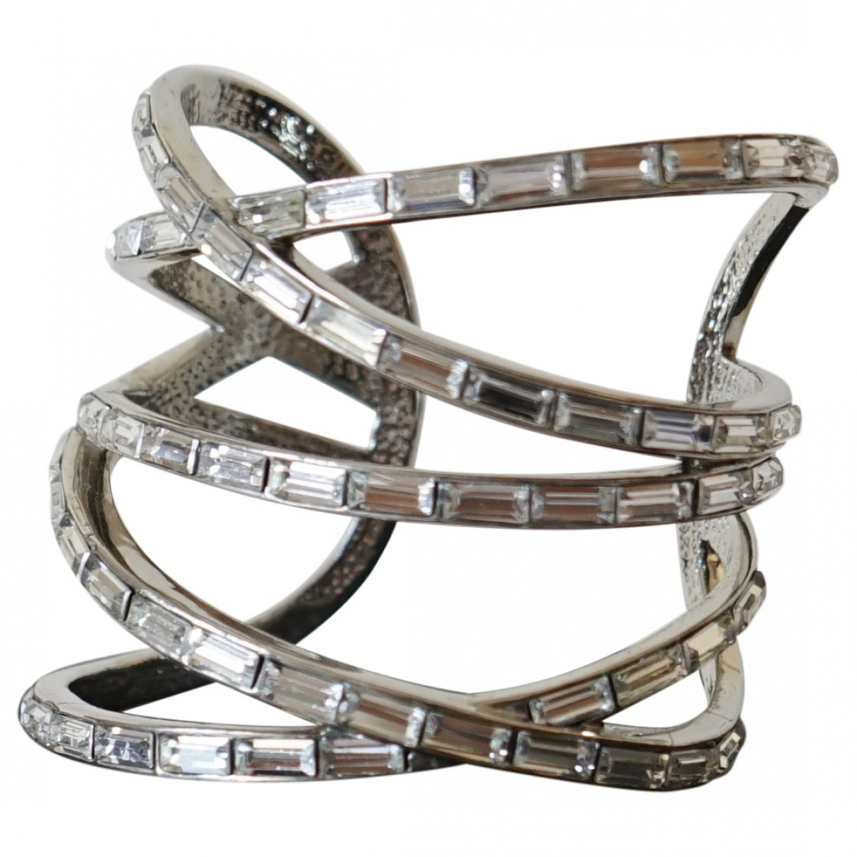 Giuseppe Zanotti \N Silver Metal bracelet for Women \N