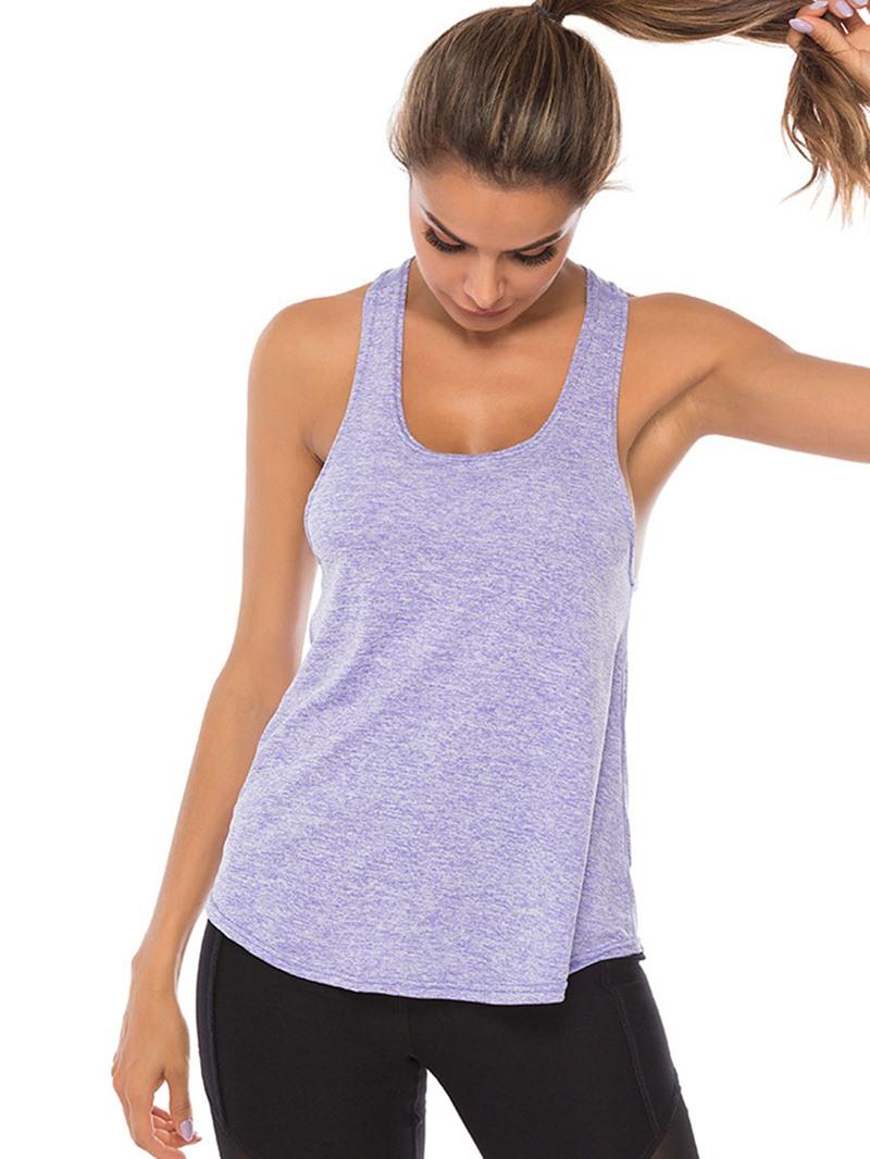 Ericdress Cotton I-shaped Women's Sports Vest