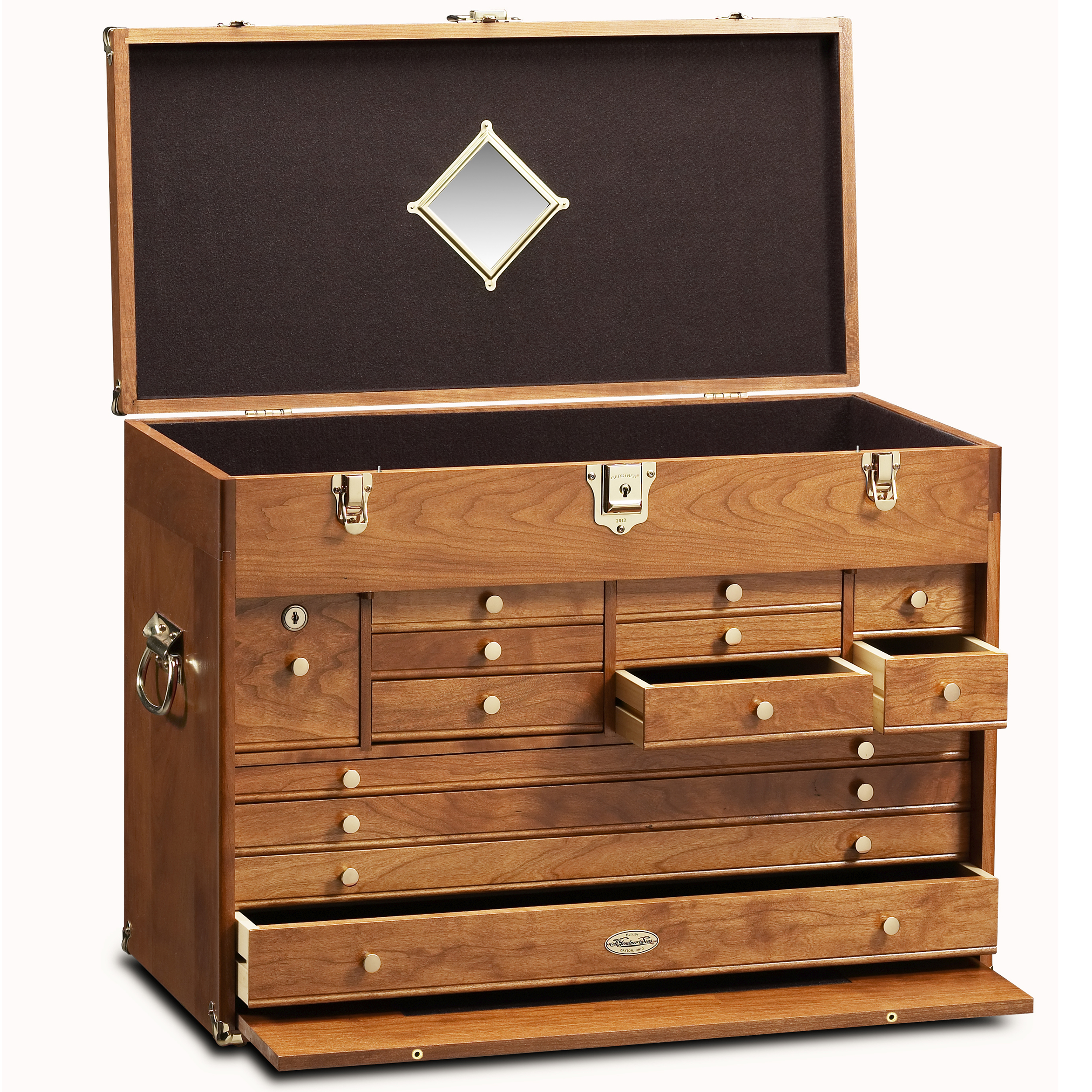 Ultimate USA Tool Chest - Cherry