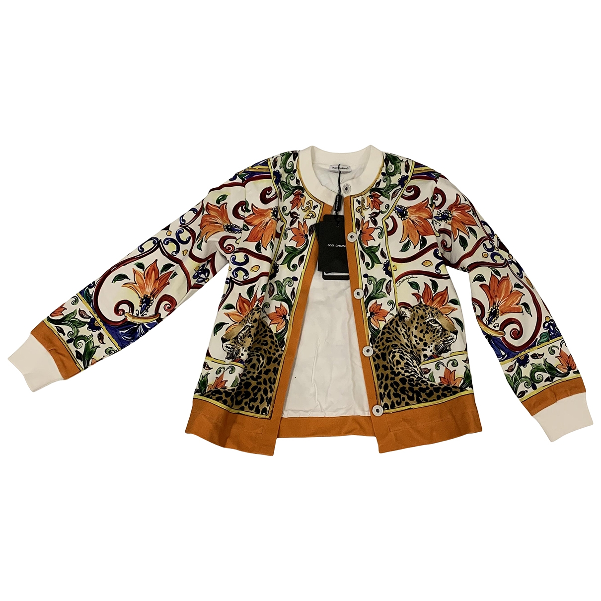 Dolce & Gabbana \N Cotton Knitwear for Kids 8 years - up to 128cm FR