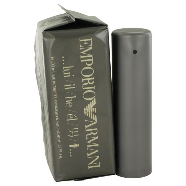 Giorgio Armani - Emporio Armani : Eau de Toilette Spray 3.4 Oz / 100 ml