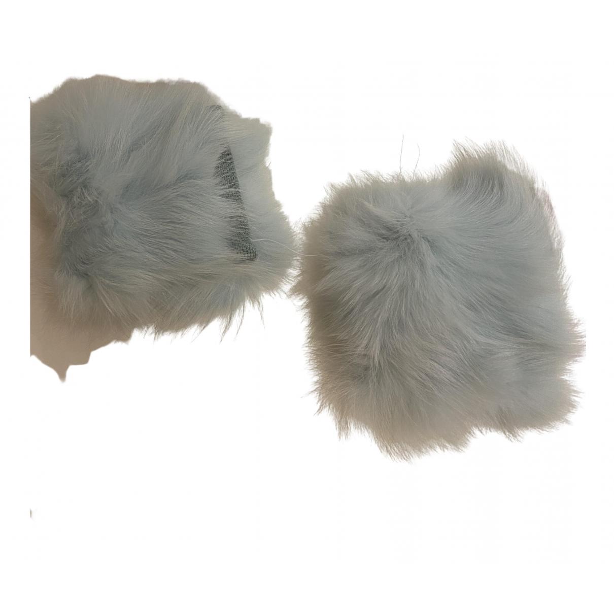 Missoni \N Turquoise Fox Gloves for Women S International