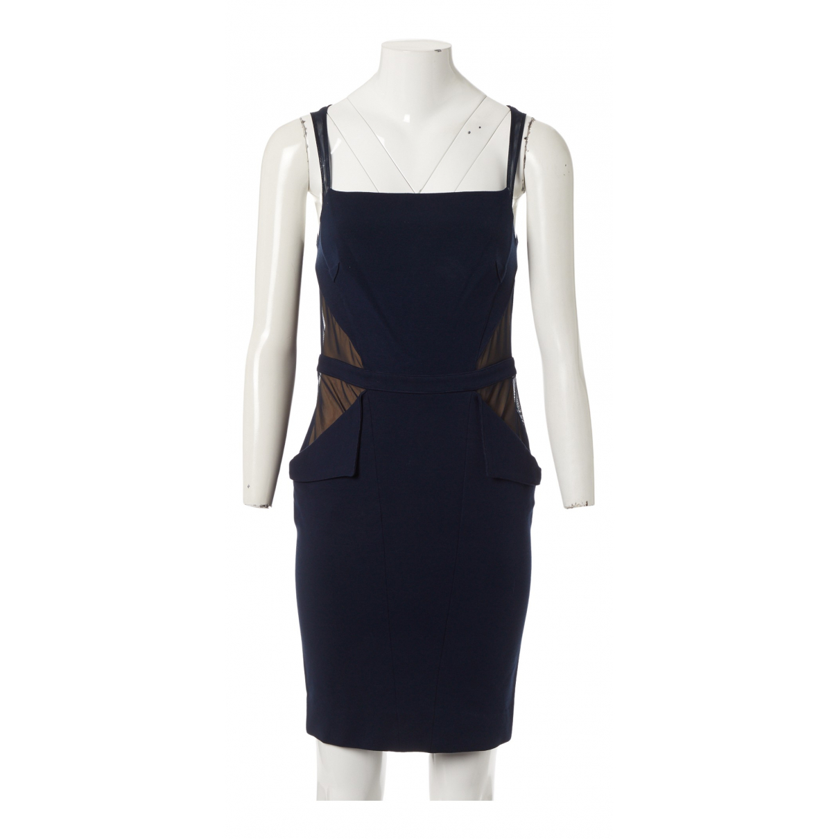 Givenchy N Navy dress for Women 42 FR