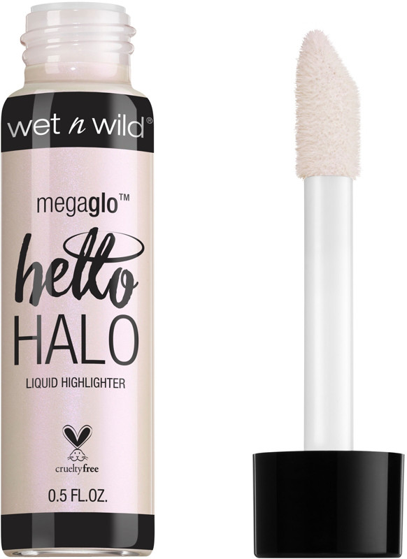 MegaGlo Liquid Highlighter - Halographic