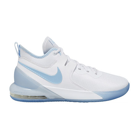Nike Air Max Impact Mens Basketball Shoes, 14 Medium, White