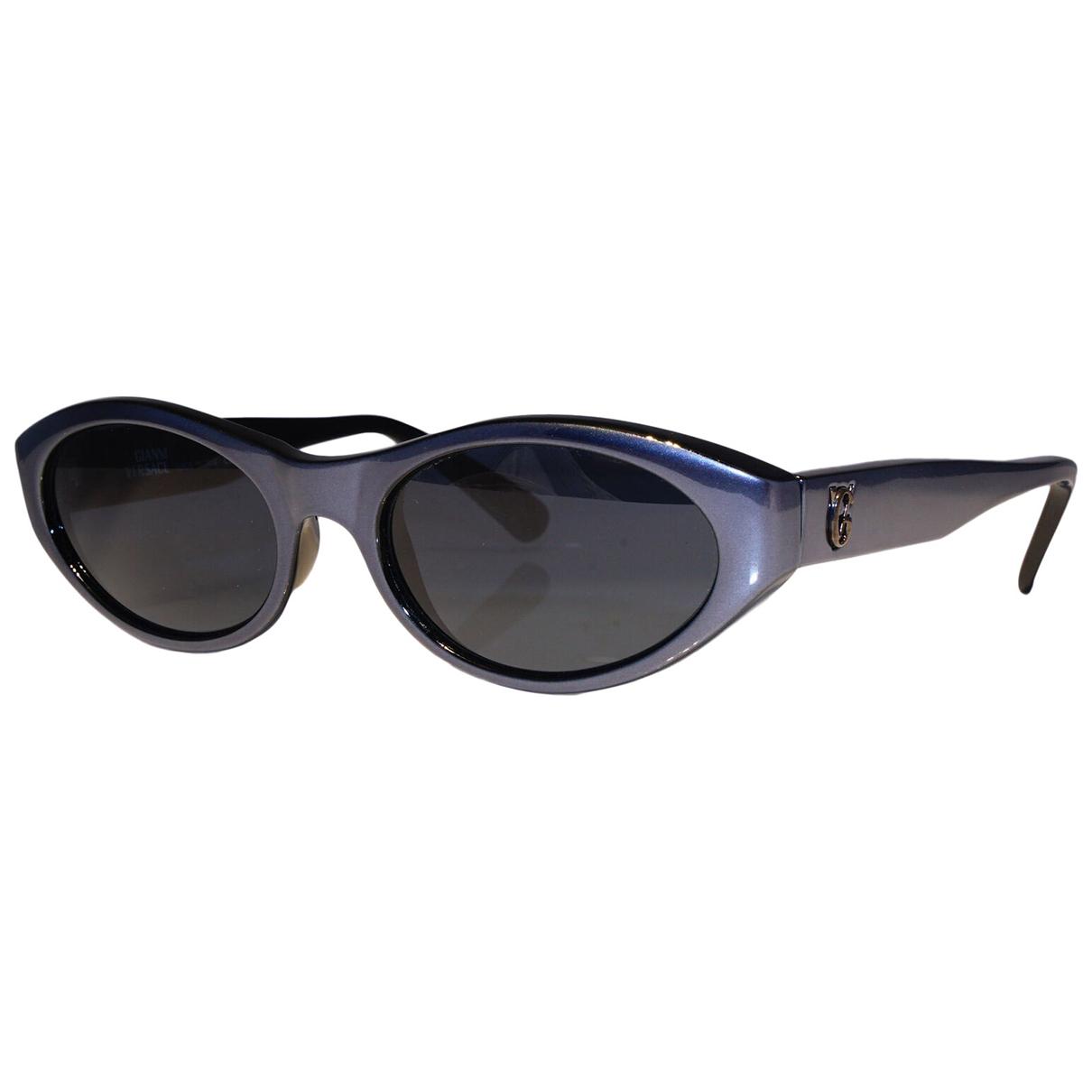 Gianni Versace \N Grey Sunglasses for Men \N