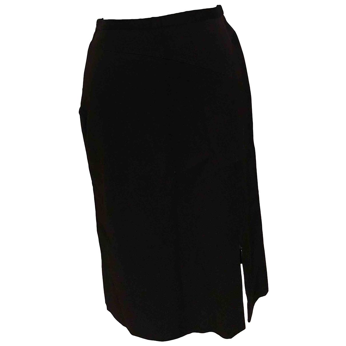 Georges Rech \N Brown Wool skirt for Women 38 FR