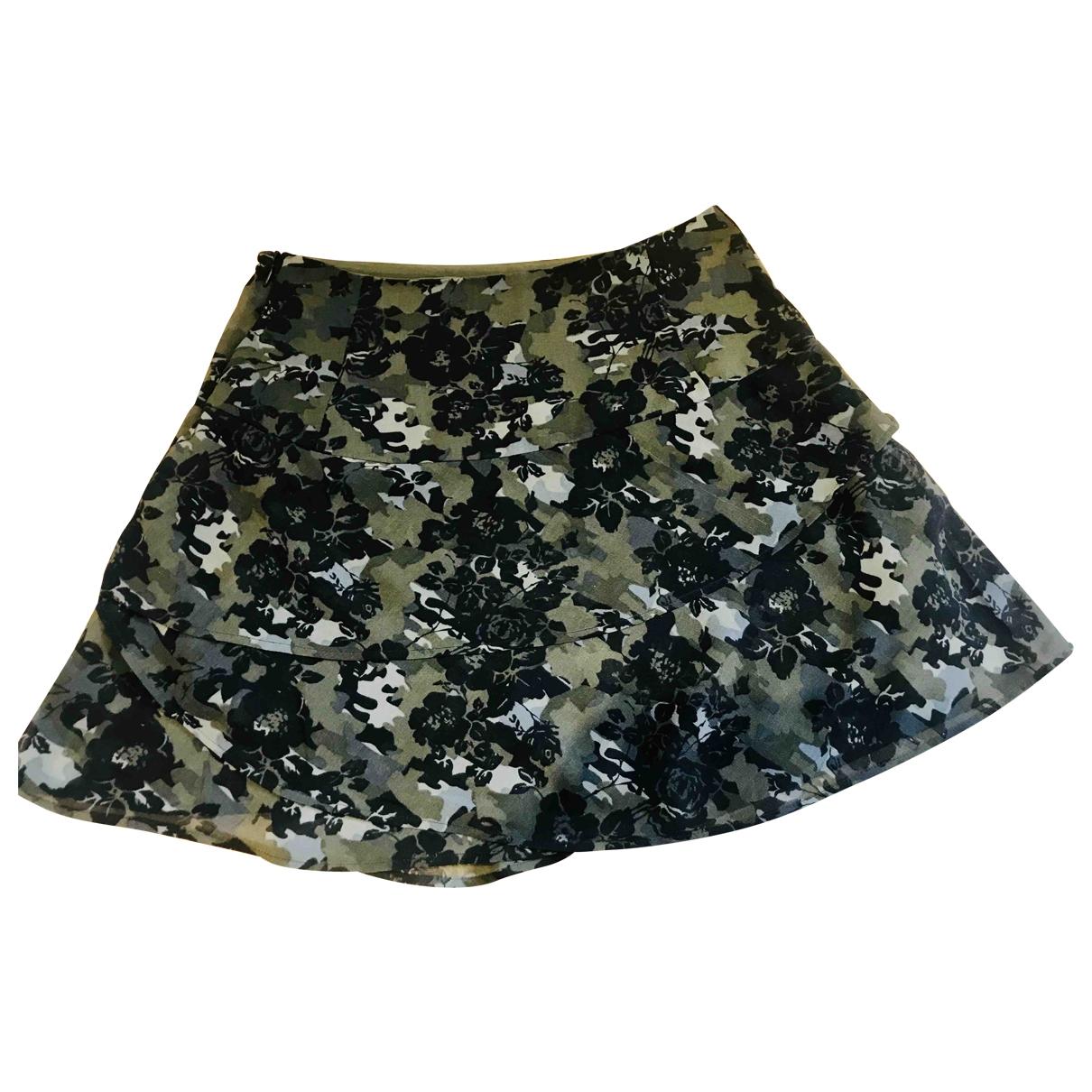 Ikks \N Khaki skirt for Women 36 FR
