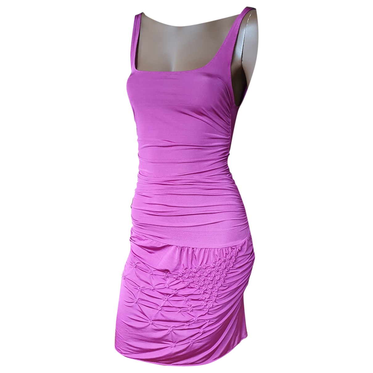 La Perla \N Purple dress for Women 44 IT
