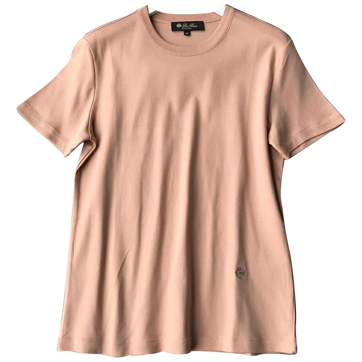 Loro Piana \N Cotton  top for Women 38 IT