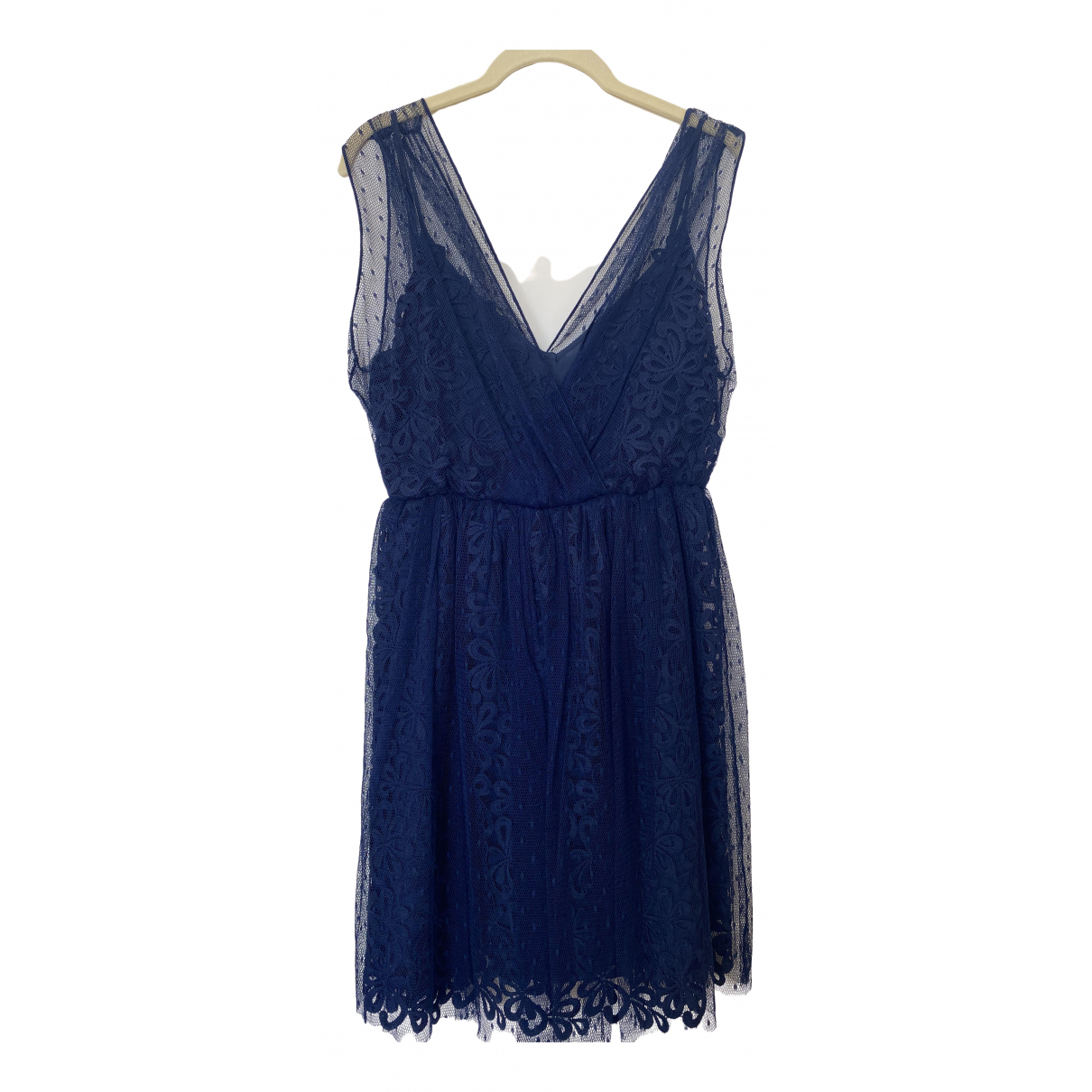Ermanno Scervino \N Blue dress for Women 38 IT
