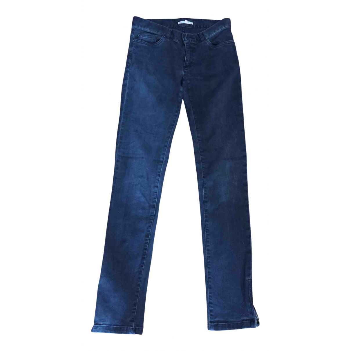 Bonpoint \N Black Denim - Jeans Trousers for Kids 12 years - XS FR