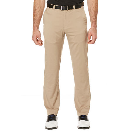 PGA TOUR Motionflux 360 Mens Classic Fit Golf Pant, 34 30, Beige