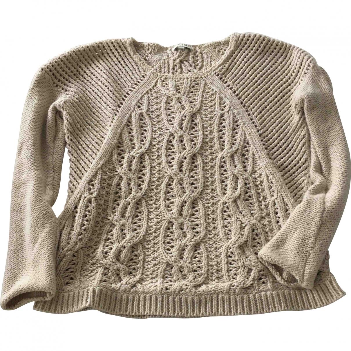 Reiss \N Beige Cotton Knitwear for Women XS International