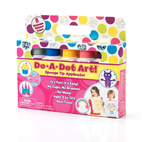 Do-A-Dot Art™ Shimmer Washable Markers | Michaels®