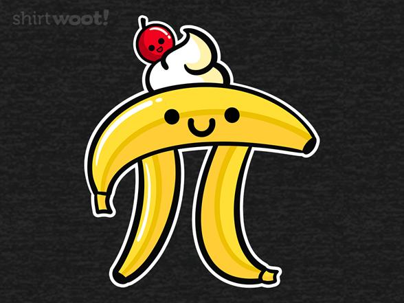 Banana Cream Pi T Shirt