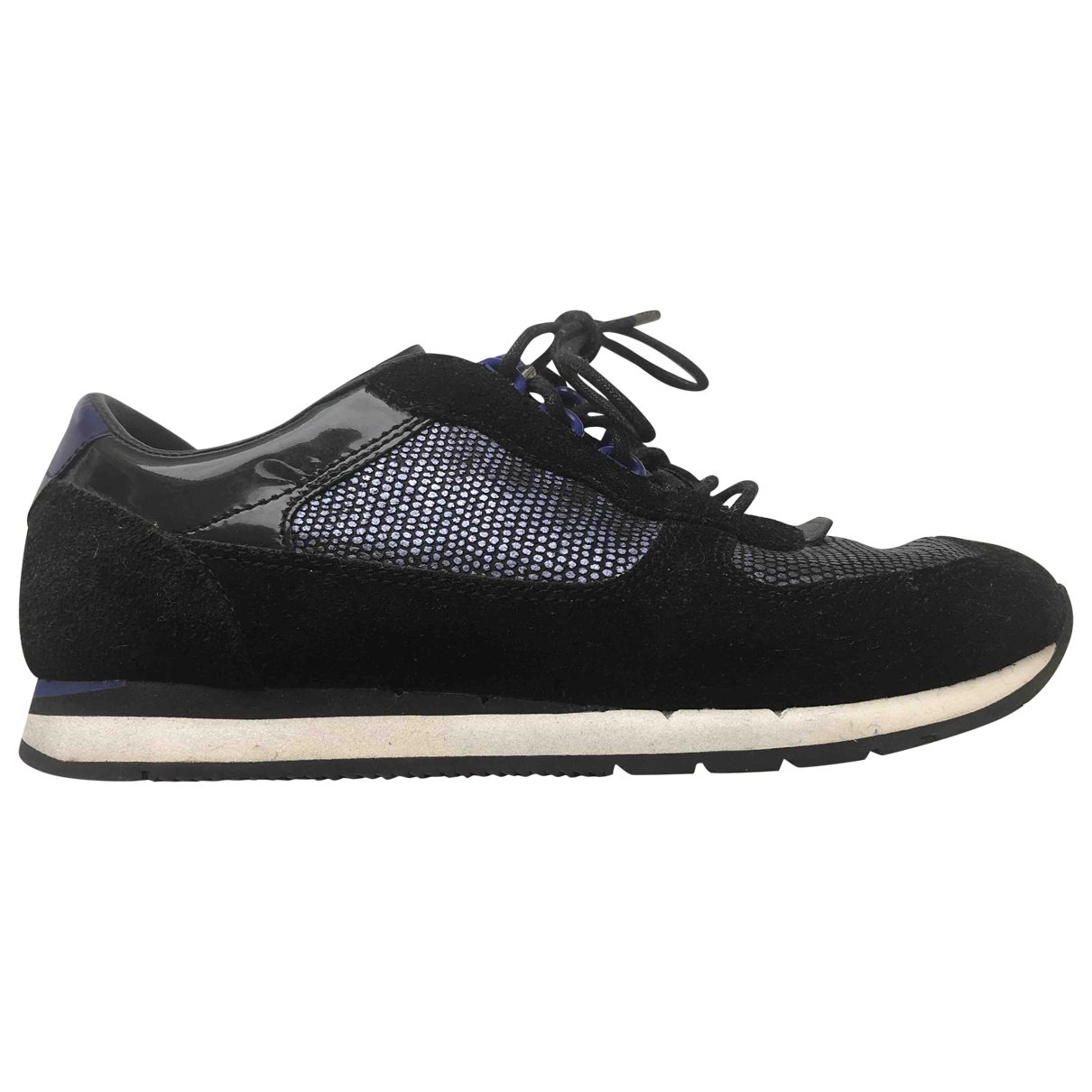 Paul Smith \N Black Leather Trainers for Women 36 EU