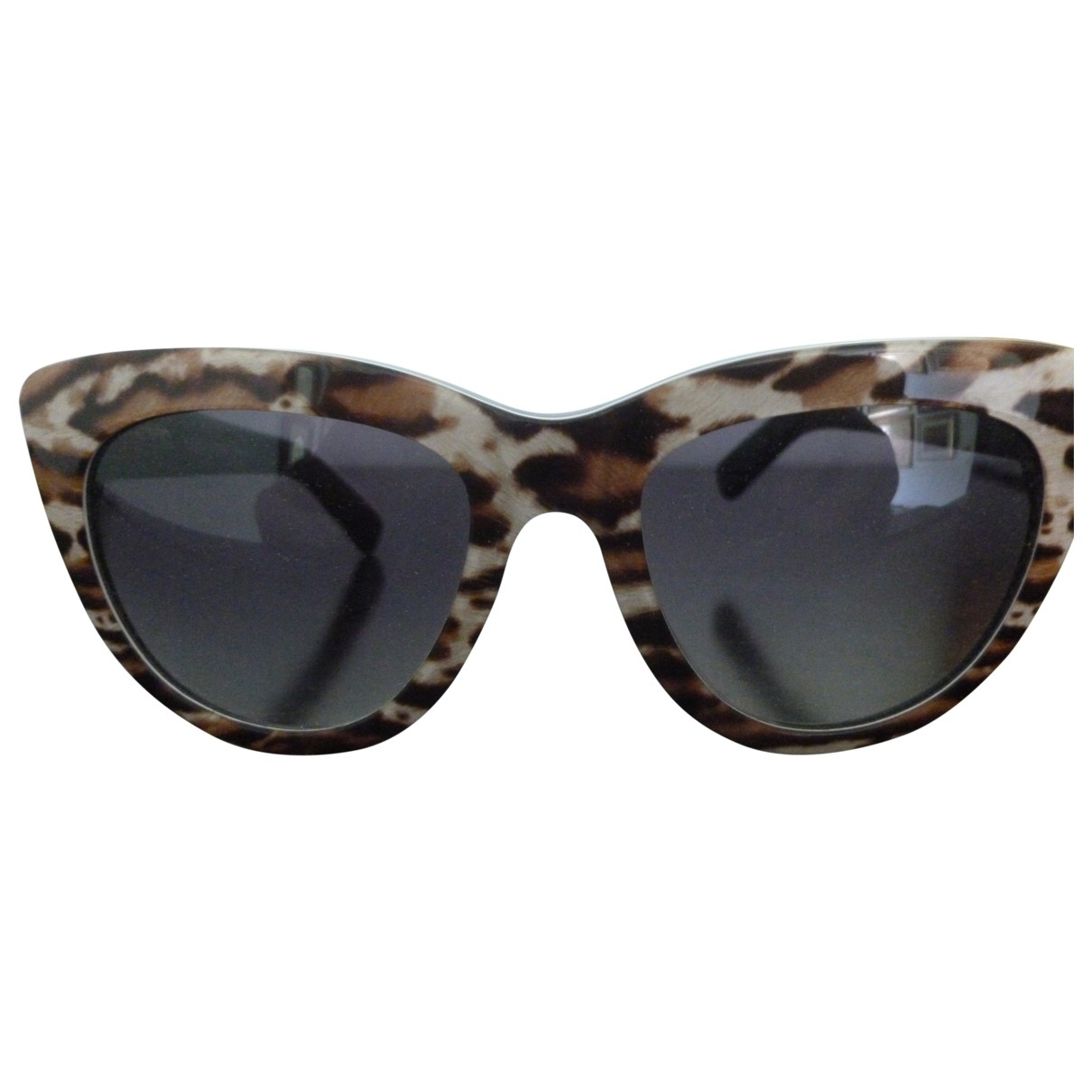 Chrome Hearts \N Brown Sunglasses for Women \N