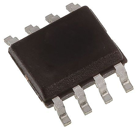Texas Instruments LM311DR , Comparator, Open Collector/Emitter O/P, 0.165μs 5 → 28 V 8-Pin SOIC (25)