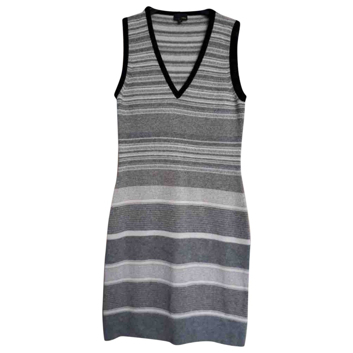 Fendi \N Multicolour Wool dress for Women 40 IT