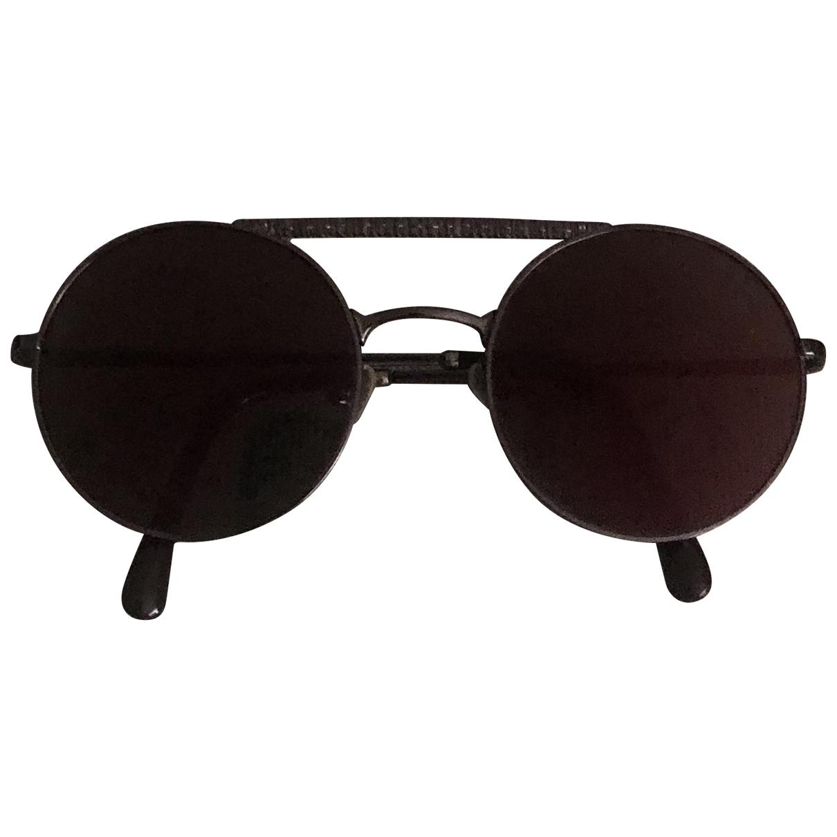 Chanel \N Metal Sunglasses for Women \N