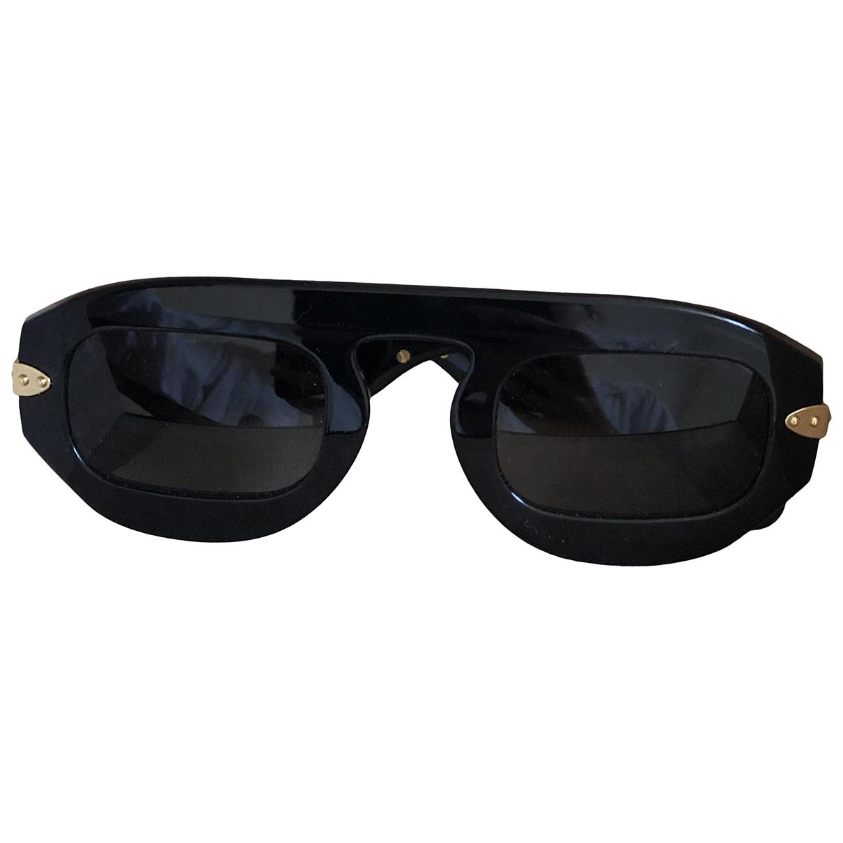 Louis Vuitton \N Black Sunglasses for Women \N