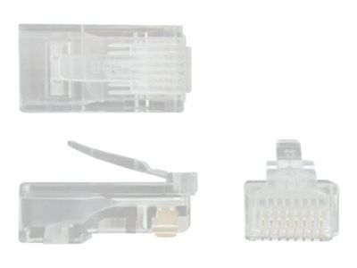 Startech 50 Pack of RJ45 Category 5/5e Connectors